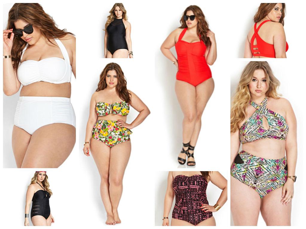 plus size swimwear | candidconnie